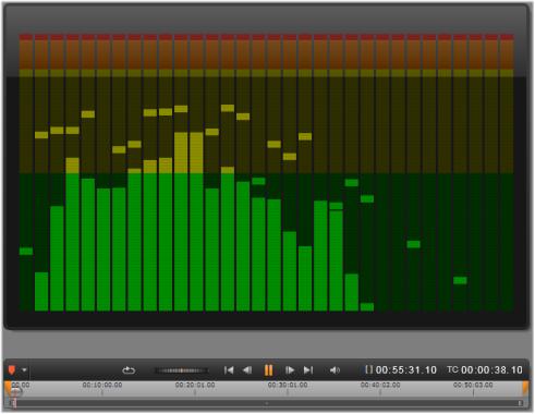 Avid Studio image005 Léditeur audio