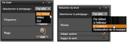Avid Studio image002 Corrections audio