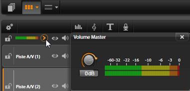 Avid Studio image001 Fonctions audio du plan de montage