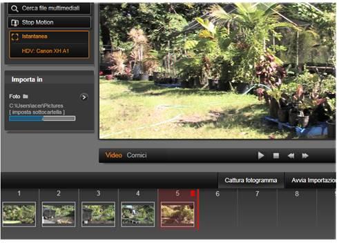 Avid Studio image002 Uso di Avid Studio