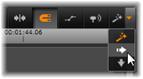 Avid Studio image013 La barra degli strumenti della timeline