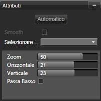 Avid Studio image002 Panoramica e zoom