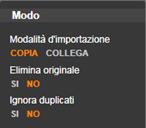Avid Studio image004 Pannello Modo