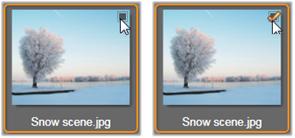 Avid Studio image006 Selezione dei file per limportazione