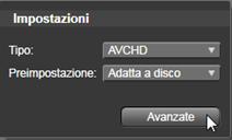 Avid Studio image006 Utilità di esportazione