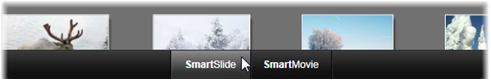 Avid Studio image001 SmartSlideとSmartMovie