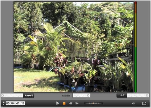 Avid Studio image002 DV / HDVカメラからインポート