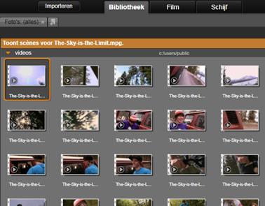 Avid Studio image002 Video scènedetectie