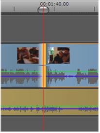 Avid Studio image008 Clipbewerkingen