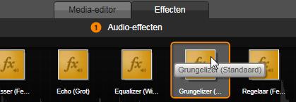 Avid Studio image001 Audio effecten