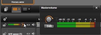 Avid Studio image001 Audiofuncties van de tijdlijn