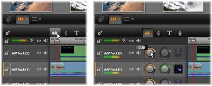 Avid Studio image002 Audiofuncties van de tijdlijn