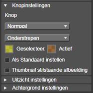 Avid Studio image003 Menuknoppen