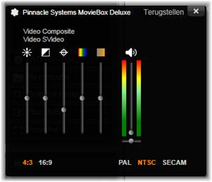 Avid Studio image004 Het paneel Importeren van