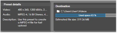 Avid Studio image001 Uitvoeren naar bestand