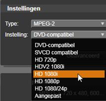Avid Studio image013 Uitvoeren naar bestand