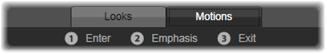 Avid Studio image002 Forhåndsinnstillings Valg :