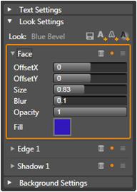 Avid Studio image001 Stil innstillinger