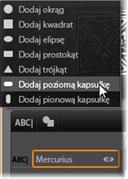 Avid Studio image003 Praca z listą warstw