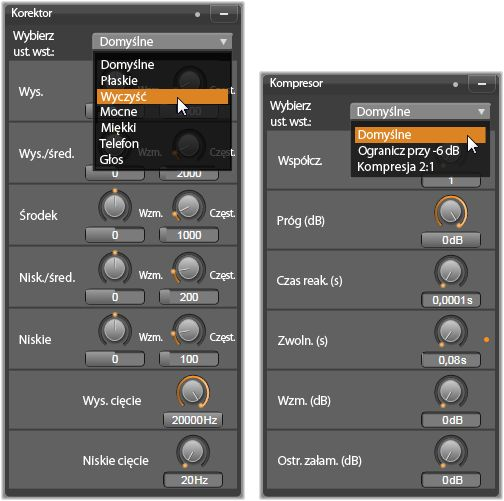 Avid Studio image001 Korekcje audio
