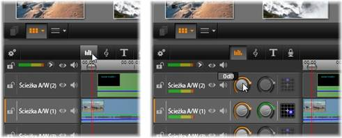 Avid Studio image002 Funkcje audio na osi czasu