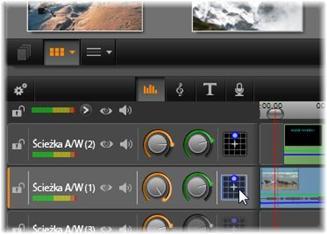 Avid Studio image006 Funkcje audio na osi czasu