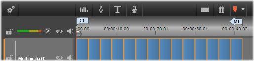Avid Studio image001 Znaczniki menu osi czasu