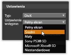 Avid Studio image007 Eksportowanie do pliku