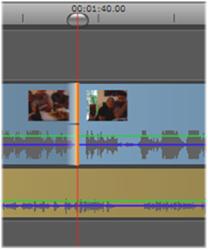 Avid Studio image007 Операции с клипами