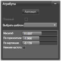 Avid Studio image002 Панорамирование и масштабирование