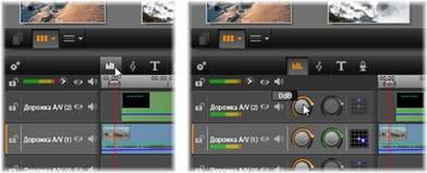 Avid Studio image002 Функции аудио временной шкалы