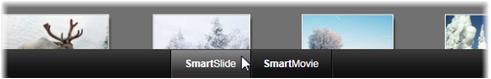 Avid Studio image001 SmartSlide och SmartMovie
