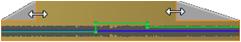 Avid Studio image005 Tidslinjens ljudfunktioner