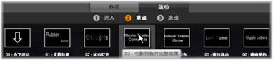 Avid Studio image001 预设运动