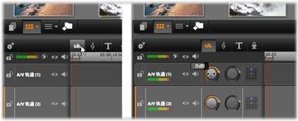 Avid Studio image002 时间线音频功能