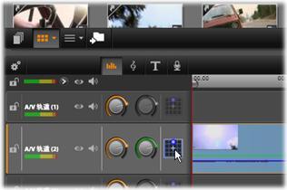 Avid Studio image006 时间线音频功能