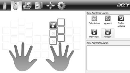 Acer Bio Protection 020.zoom60 FingerLaunch Management