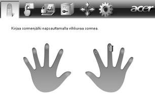Acer Bio Protection 019.zoom60 Kirjatun sormenjäljen poistaminen