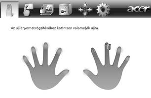 Acer Bio Protection 019.zoom60 Rögzített ujjlenyomat törlése