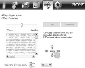 Acer Bio Protection 048.zoom60 (Opcja) FingerNav Management