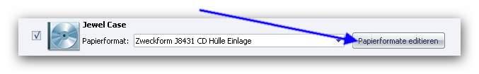 Burning Studio edit Formate bearbeiten (Überblick)