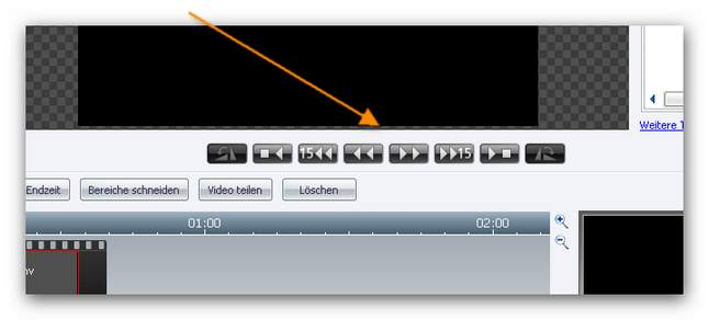 Burning Studio navi.zoom90 Navigation im Film