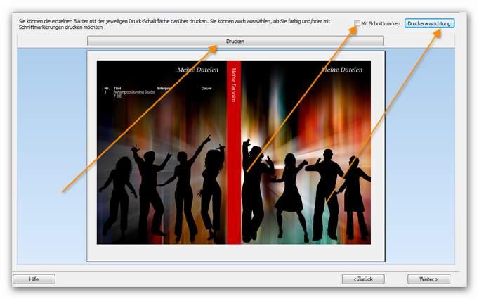 Burning Studio preview.zoom65 Vorschau des Covers