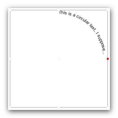 Burning Studio circular New Text