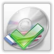 Burning Studio erase done.zoom70 CD/DVD/Blu Ray Disc Image Status