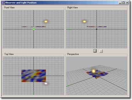 ChaosPro 3d opengl graphpos Graphically Positioning