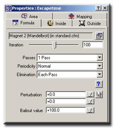 ChaosPro formula Iteration