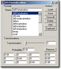 ChaosPro formulaifs Formula Editor for IFS