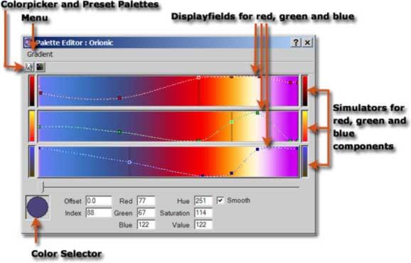 ChaosPro paledit Palette Editor