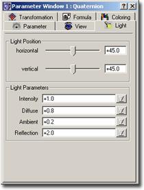 ChaosPro quatlight Light Tab